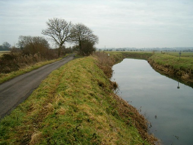 River Brue at Kennard Moor