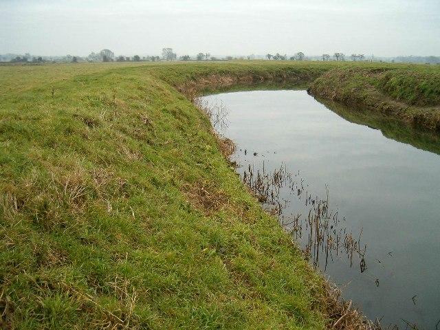 River Brue at Kennard Moor