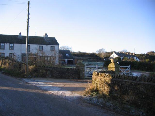 Pallaflat Farm.