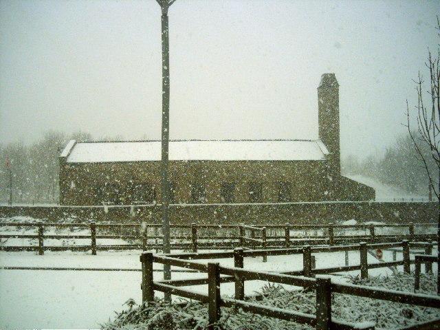 Soho Shed, Shildon Museum, Shildon