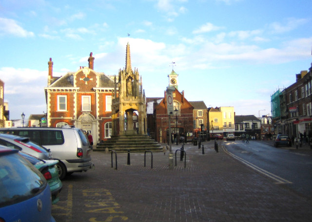 Leighton Buzzard: Market Square