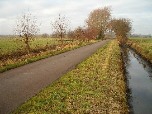 Butleigh Moor Drove