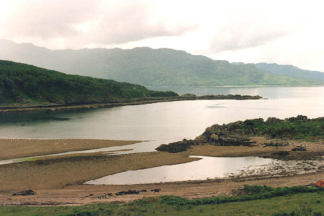 "View of ""Camusfearna"" Bay"