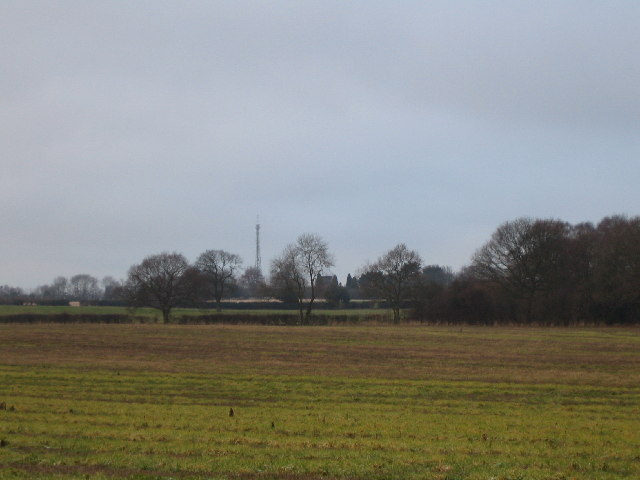 Farmland Near Meriden