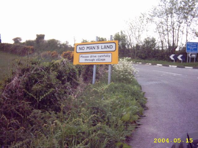 No Man's Land, Cornwall