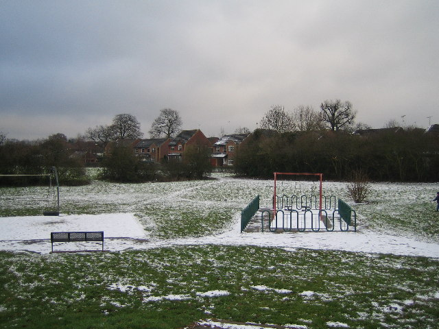 Playground by the Parkhill Estate