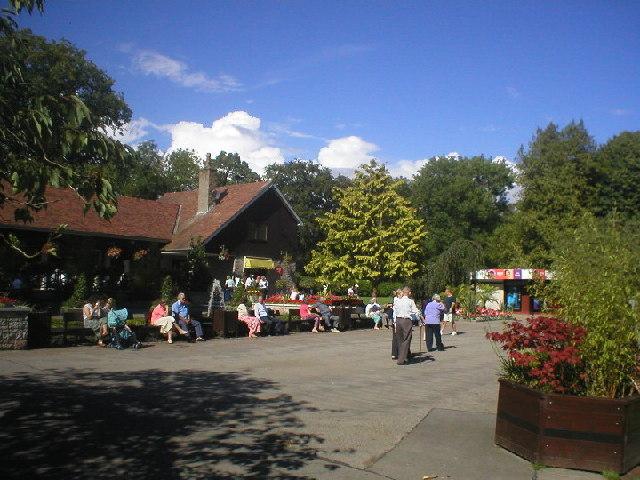 Summer afternoon at Hazlehead Park