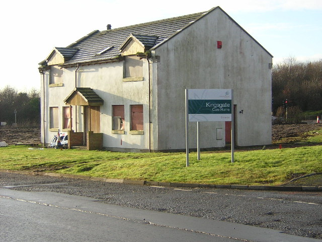 Derelict House, Nerston