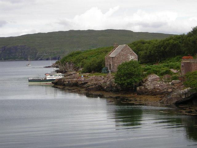 Soay: Shark Fishing Station