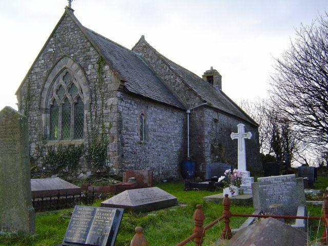 Monknash Church