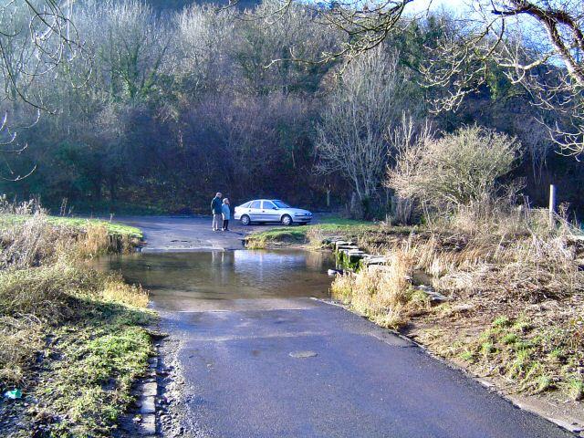 Ford at Pont Alun - Glamorgan