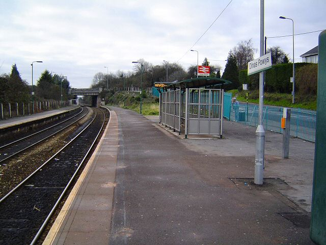 Dinas Powys railway station