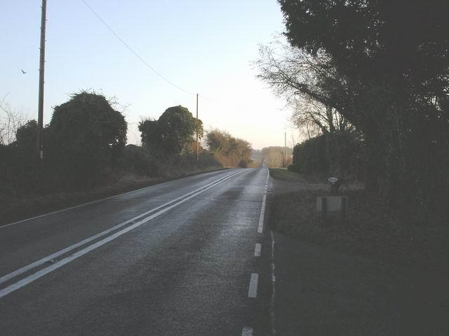 A272 near Hill Farm