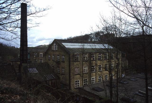 Wildspur Mills, New Mill