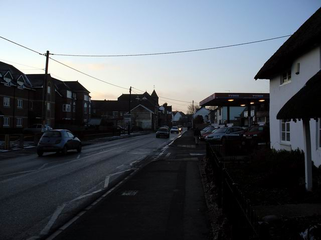 Andover Road, Ludgershall