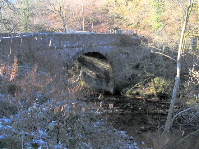 Bridge over the Twrch, Ystradowen