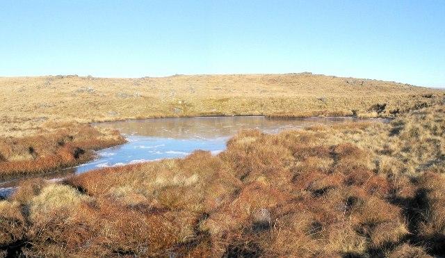 Pool near Cefn Carn Fadog