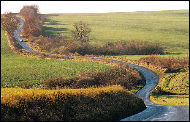 Wolds road