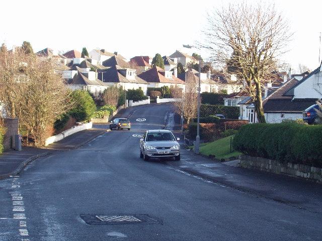 Hillend Rd