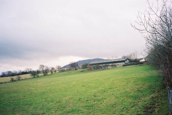 Farmland next to Pasture Lane