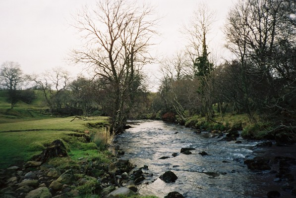River Caldew near High Row