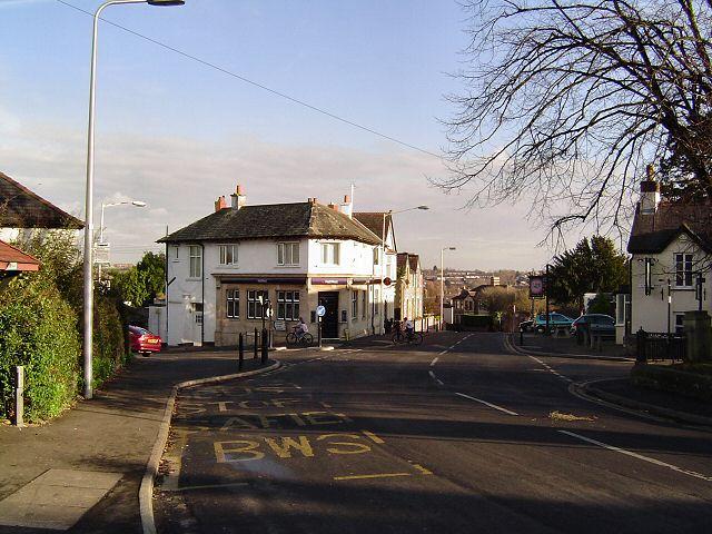 Downtown Dinas Powys