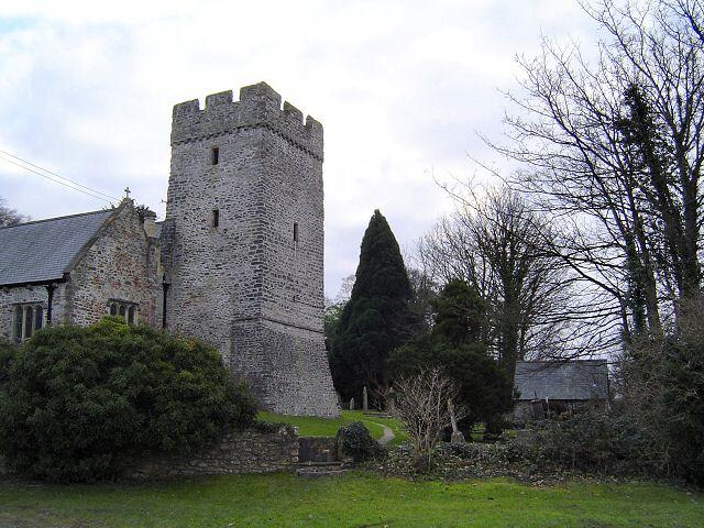 St Andrews Major church - Glamorgan