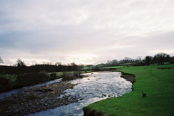 River Caldew near Bog Bridge