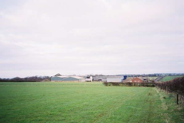 Thwaites Farm