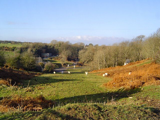 Near St Brides - Glamorgan