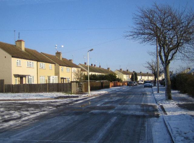 Leighton Buzzard: Churchill Road