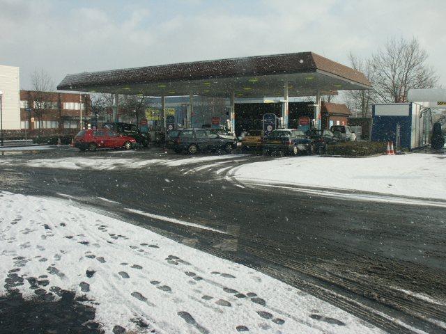 Petrol station, Aylesbury