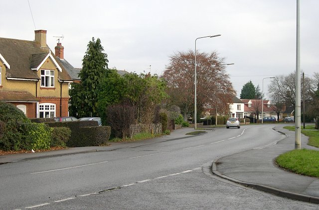 West Road, Bourne