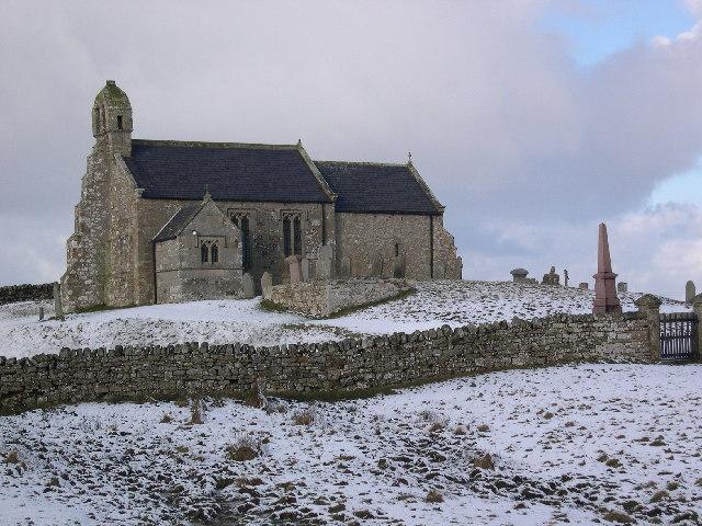 Throckrington Church