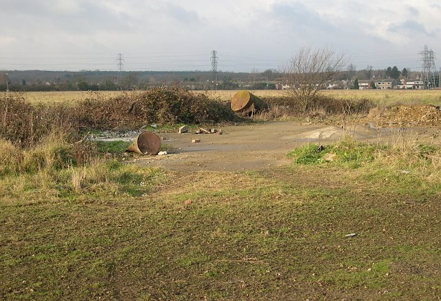 Derelict Land, Bourne