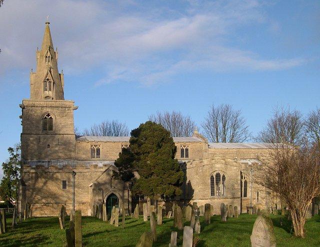 Thurlby Church
