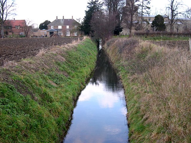 The Car Dyke near Thurlby