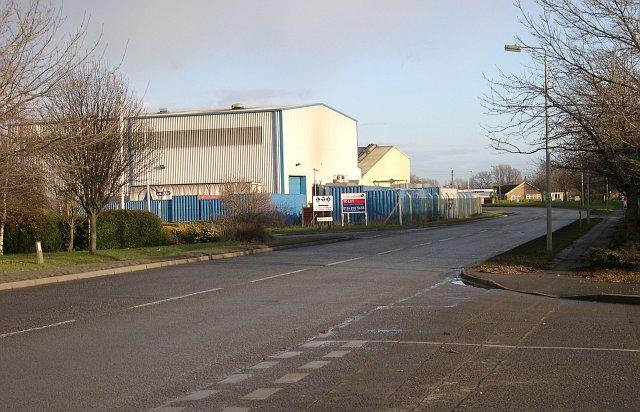 Industrial Estate, Bourne