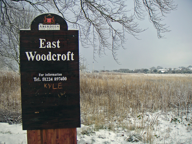 East Woodcroft Nature Reserve