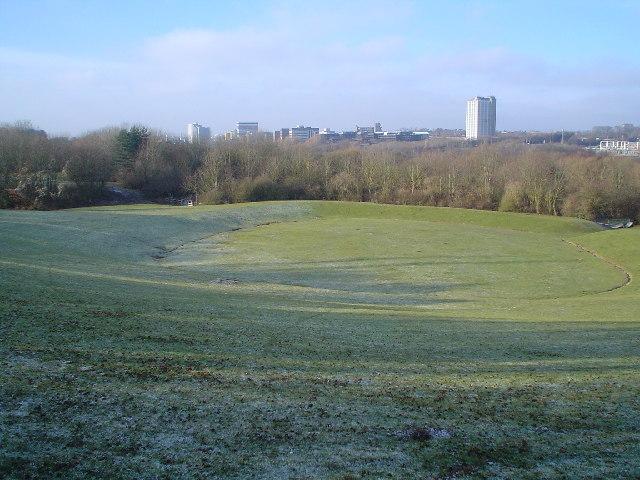 Amphitheatre, Basingstoke Common