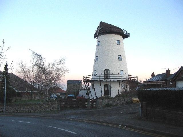 Holywell Windmill