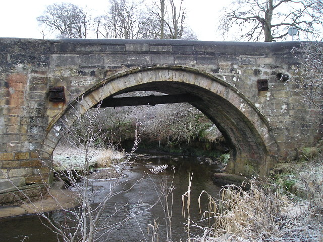 Bridge over Rotten Calder