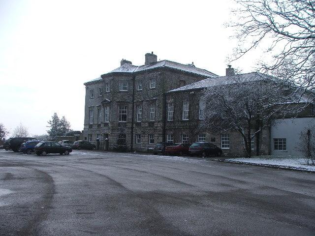 Aston Hall.
