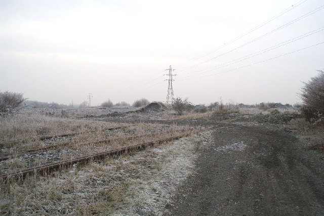End of the colliery line