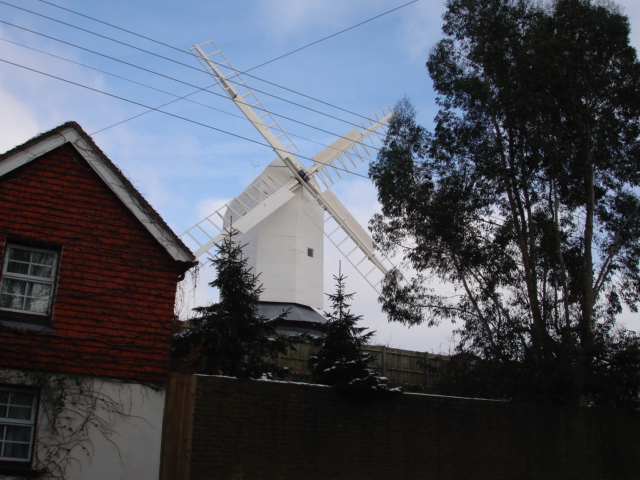 Windmill Hill Nr Herstmonceux East Sussex