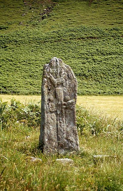 Celtic cross, Camas nan Geall