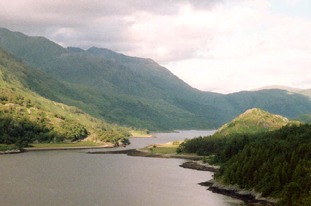 Loch Leven, The Narrows
