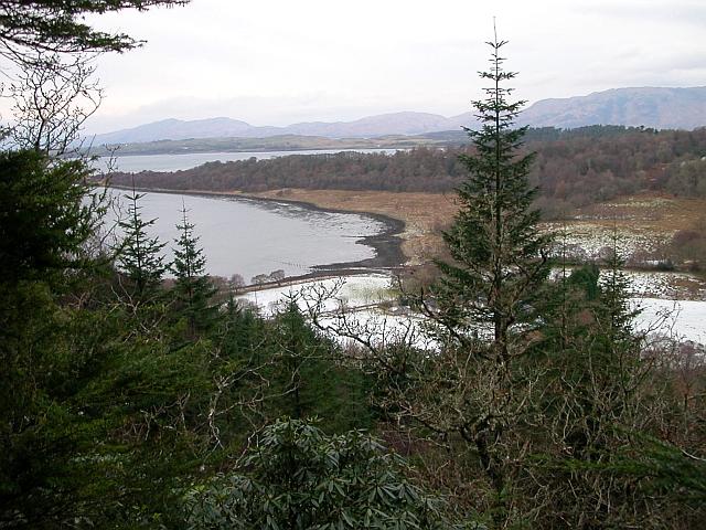 Glaceriska Bay