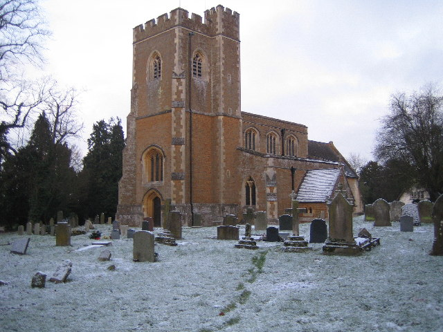 Mentmore: The Church of St Mary the Virgin