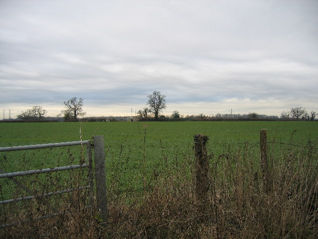 Field near Furzen Lease